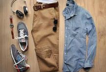 Guy's Stylin' / Styling hacks and everything I love and would most probably buy soon.