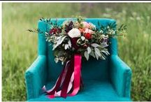 Bouquets + Flowers / Ideas for your bouquet, flower crown or other wearable flowers.