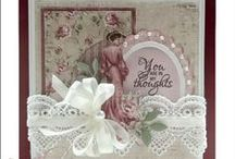 Spellbinders / projects and cards created with Spellbinder Paper Arts die templates