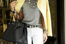Fashion Inspiration / by Heather Richardson