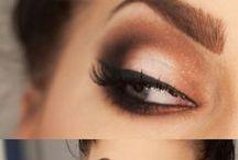 gorgous Hair,styles //MakeUp / by Kathleen Stephens-Rubio