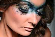 Make-up & body painting etc
