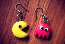 My Fimos! / I have made them. :)
