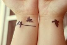 BFF Tattoos! / by I am UNABASHED