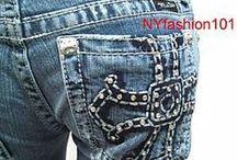 jeans / by Kathleen Stephens-Rubio