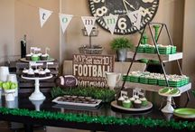 Parteeee!!!  (party ideas) / by Kirstin Morningstar