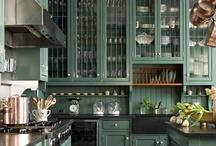 Make My Kitchen Fabulous / by Carrie Pettit