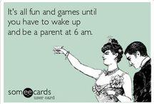 parenting: humor / by Kat Alford