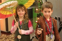 kids: dress up / halloween costumes / by Kat Alford
