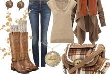 Fall/Winter Fashion Inspiration / by I am UNABASHED