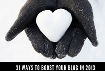 Blogging for 2013 / by I am UNABASHED