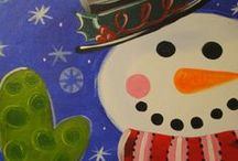 To Paint - Holiday/Seasonal / by Kate Finn