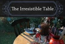 My Cookbook: The Irresistible Table / Need some fresh ideas & culinary encouragement? Find it in my #cookbook, The Irresistible #Table. / by Mary DeMuth