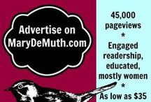 MaryDeMuth.com / Author, Mary DeMuth's website. / by Mary DeMuth