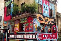 Street Art / by Rik Catlow