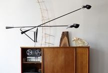 The Swing Arm Lamp