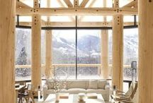 Lodge Mountain House / by Dryad