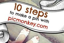 Social Media How To's / Become a #Twitter Ninja. Learn to make a #Pinterest pin. I'll walk you through it. / by Mary DeMuth