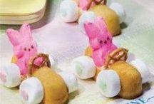 kawaii food / too cute for eating!! / by Misako Mimoko eva