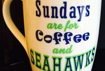 Go Hawks! / The HomeScholar is part of the 12th Man! Are you? #GoHawks Seahawks Football