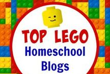 LEGO / LEGO and DUPLO blocks are excellent tools for homeschoolers or anyone!