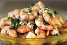 Shrimp Recipes / by CrescentCityCouponer