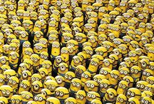 kids: minions / by Kat Alford