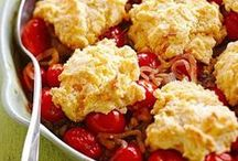 Fresh Tomato Recipes / Tomato recipes we love. More ideas using fresh tomatoes: http://www.midwestliving.com/food/fruits-veggies/12-fresh-tomato-recipes-youll-love/ / by Midwest Living