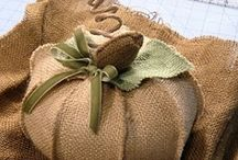 Burlap / by Jenny Collins