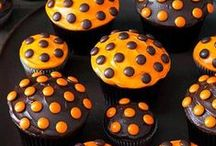 Halloween Treats! / Dress up brownies, cupcakes, pretzels, sandwiches and more for Halloween! For more Halloween ideas, go to: http://www.midwestliving.com/holidays/halloween/ / by Midwest Living