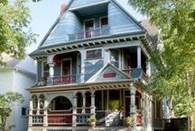 Victorian Homes / by Old House Online
