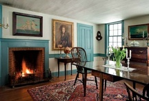 Colonial Homes / by Old House Online