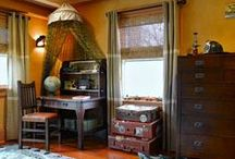 Favorite Bedrooms / by Old House Online