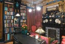 Lovely Libraries / by Old House Online