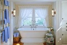 Laundry and Bathrooms / by Old House Online