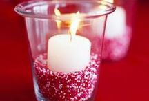 Valentine's Recipes and Decorating Ideas / More Midwest Living Valentine's Day ideas: http://www.midwestliving.com/tag/valentine%27s-day/ / by Midwest Living
