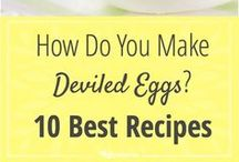 Recipes to Try / Be brave, explore your culinary talents.