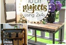 DIY Projects / Great DIY's at our fingertips.