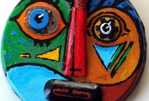 Outsider Art / outsider art, self taught art, naive art