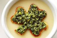 St. Patrick's Day Recipes / Here are some traditional — and not-so-traditional — recipes to help you celebrate St. Patrick's Day with a special meal. More ideas: http://www.midwestliving.com/food/holiday/25-fun-st-patricks-day-recipes/