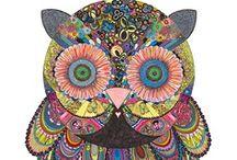 hooty hoo / by Priscilla Clark
