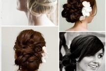 Wedding hair / by Cristy Carrillo