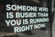Running, running... gone