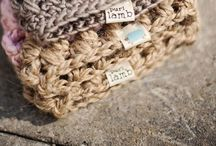 Crochet - Baby Beanies