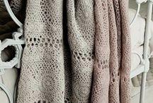 Crochet - Afghans, Blankets & Throws