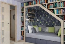 Libraries, Dens and Books
