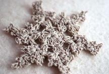 Crochet - Snowflakes, Stones and Stars