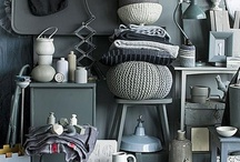 Fifty Shades of Grey / All things Grey/Gray.  Dull color, beautiful items