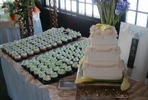 Trifles' Cupcake Displays