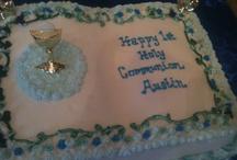 Trifles' Religious Celebration Cakes